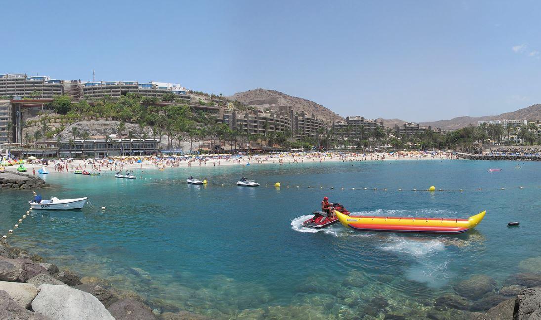 Playa de Mogan playas mas bonitas gran canaria