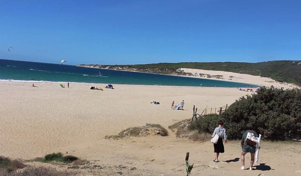 Playa de Valdevaqueros Cadiz