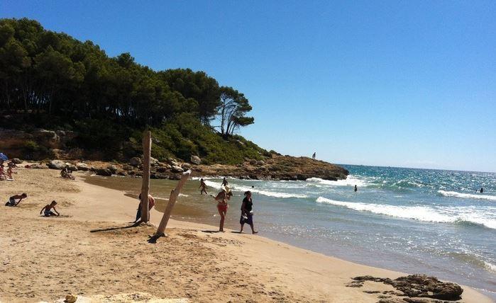 Playa de la Roca Plana
