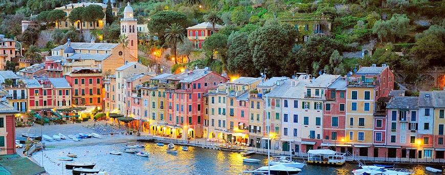los pueblos mas bonitos de italia Portofino