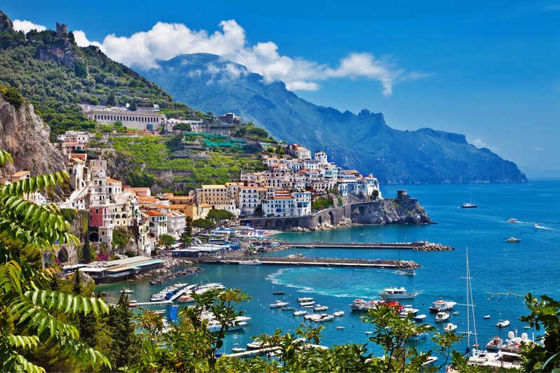 lugares con encanto italia Ravello
