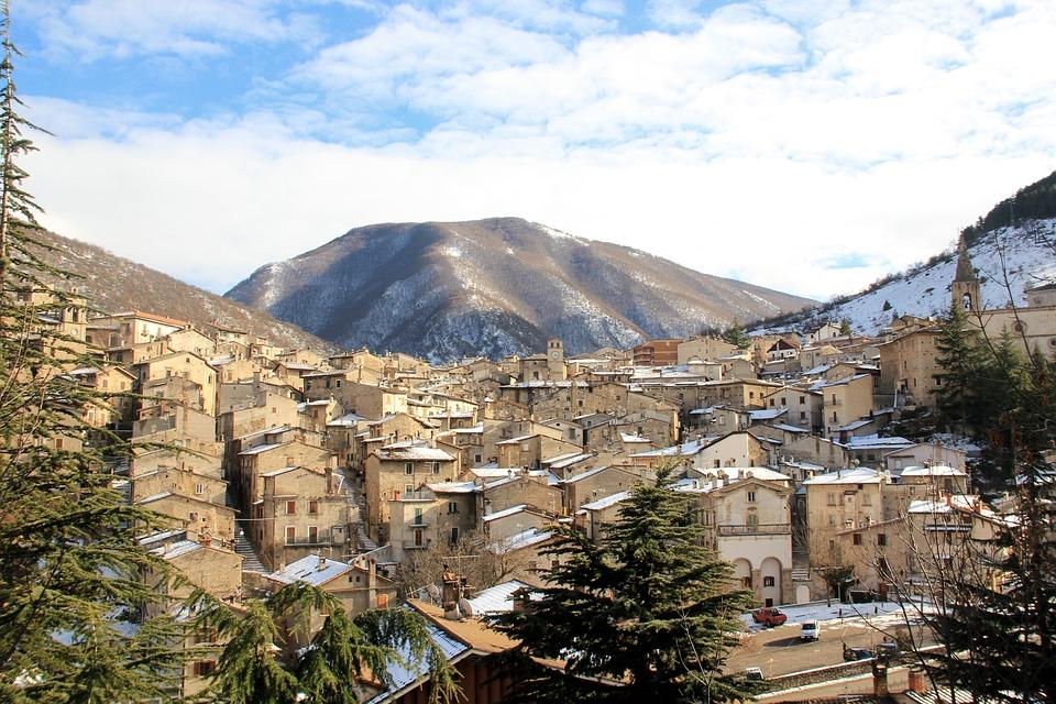Scanno pueblos pintorescos de italia