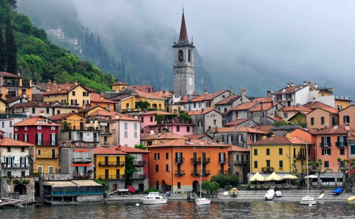 pueblos de italia con encanto Varenna