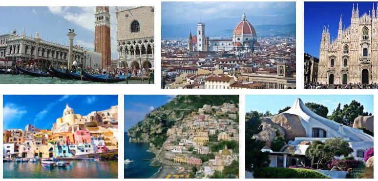 ciudades itlianas con mas encanto