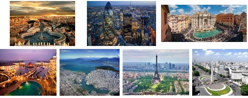ciudades mas bonitas del mundo