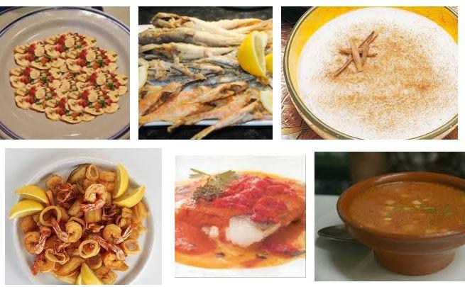 comida tipicas sevilla