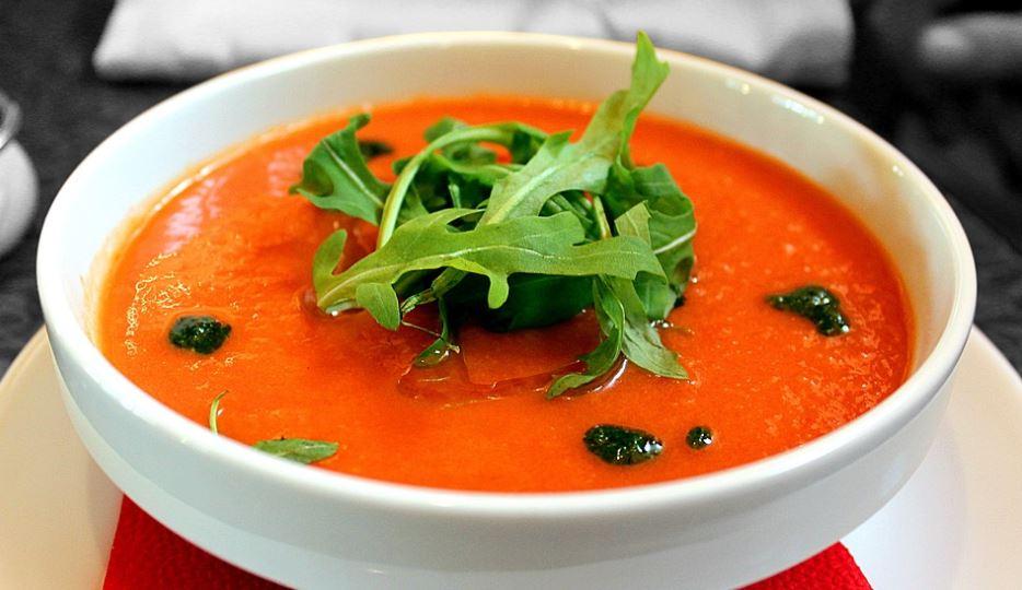 comidas tipicas andaluzas gazpacho