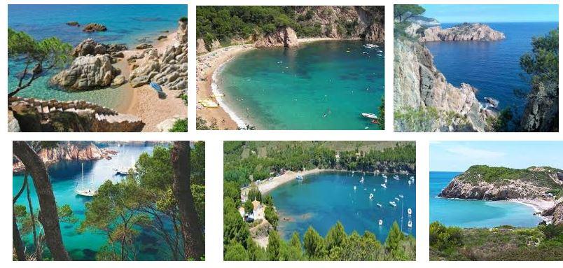mejores playas catalunya