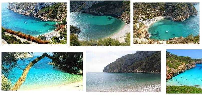 mejores playas de alicante