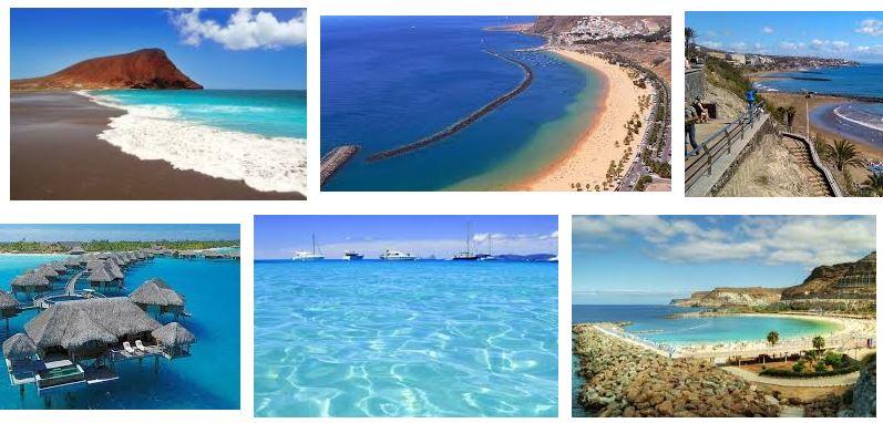 mejores playas islas canarias