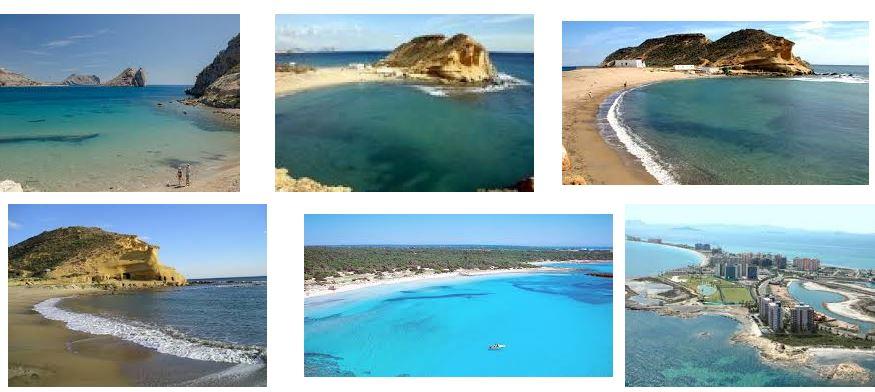 mejores playas murcia