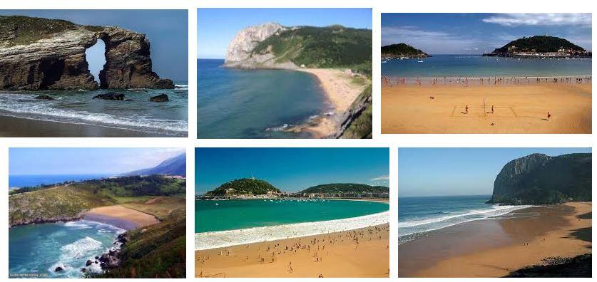 mejores playas pais vasco
