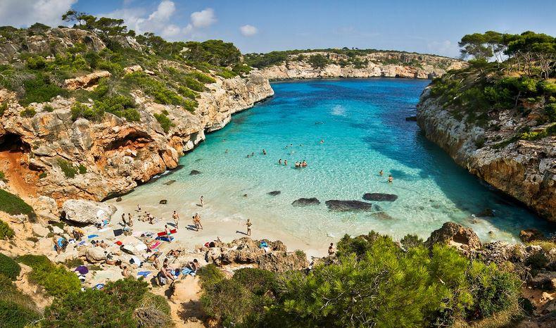 mejores playas y calas en Mallorca