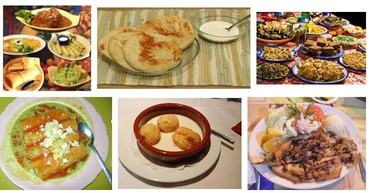 merida comida típica