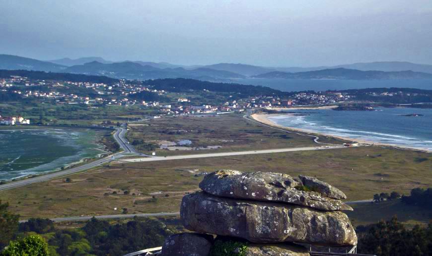 o grove lugar bonito en galicia