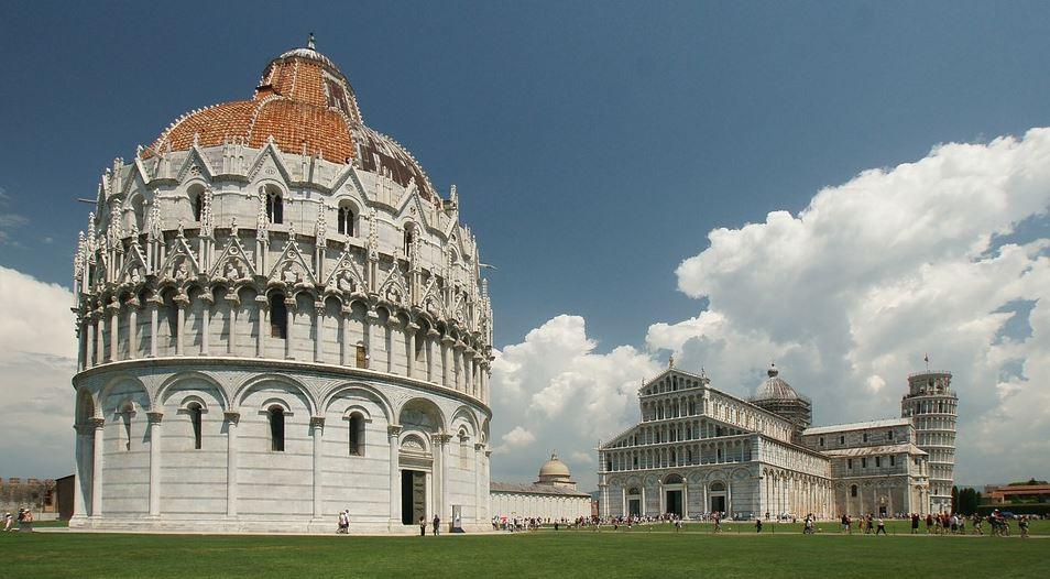 Pisa ciudades de italia para visitar