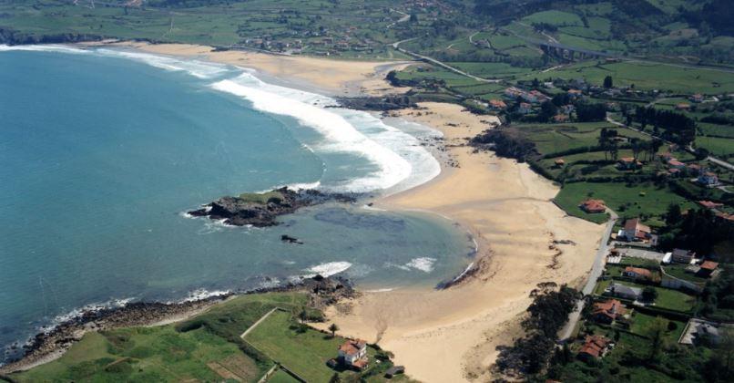 playa Colunga