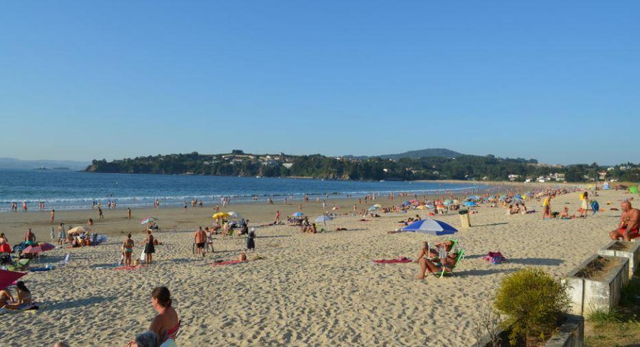playa de grande mino