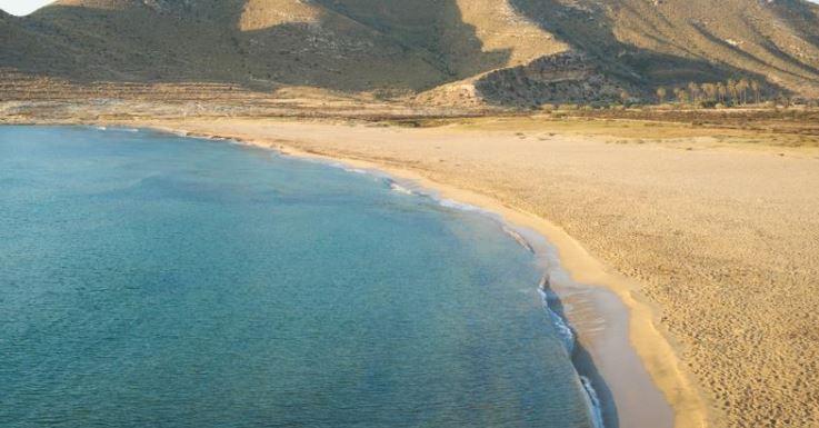 playa el playazo almeria