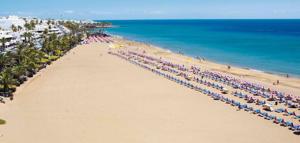 playa grande tenerife