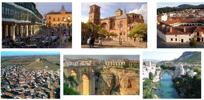 pueblos mas bonitos de Ciudad Real