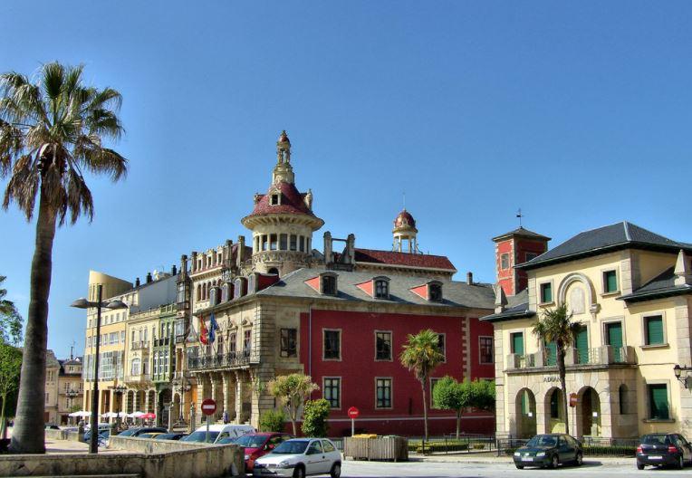 ribadeo pueblo con encanto en galicia