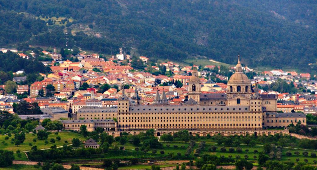 que ver cerca de madrid San Lorenzo De El Escorial