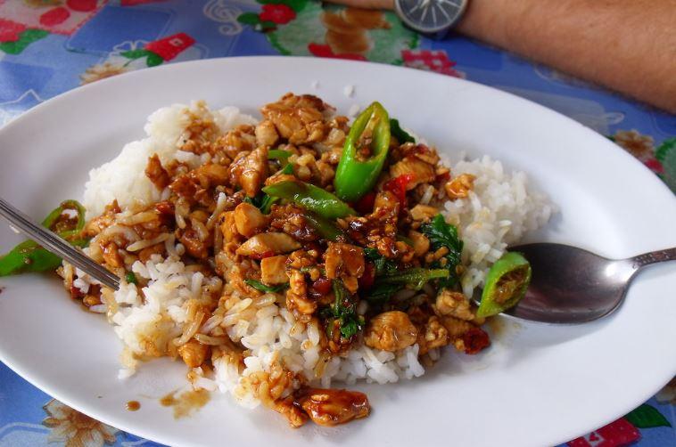 Arroz Con Pollo comida de colombia