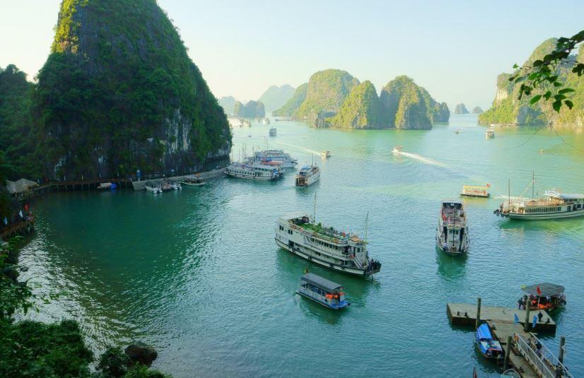 Bahia de HaLong Vietnam