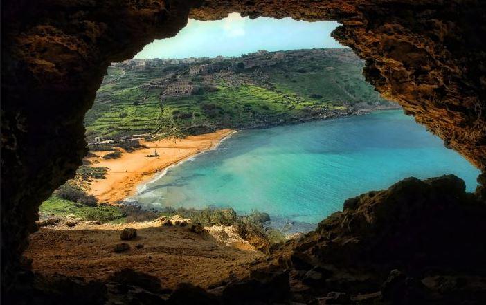 Bahia de Ramla Gozo