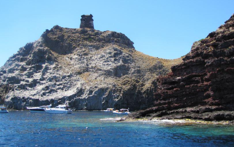 Cala Rossa Isla De Favignana Sicilia