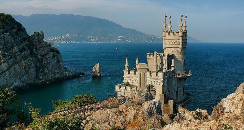Castillo Nido de golondrina