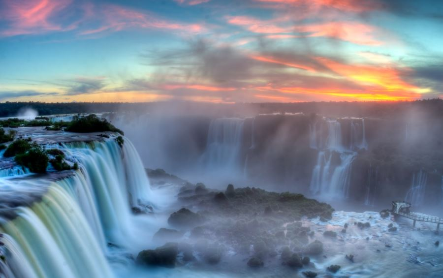 lugares mas hermosos del mundo Cataratas del Iguazu