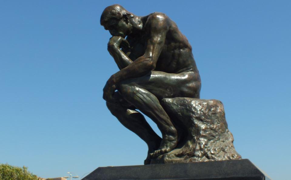 El Pensador estatuas famosas