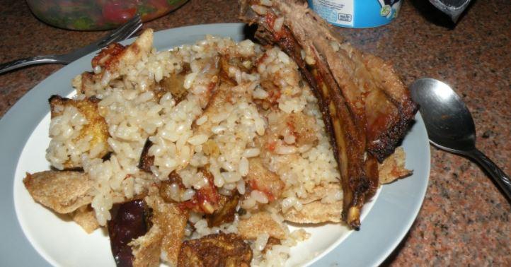 Fatta gastronomía de egipto