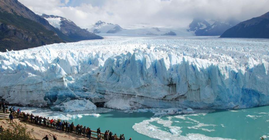 lugares increibles del mundo Glaciar Perito Moreno
