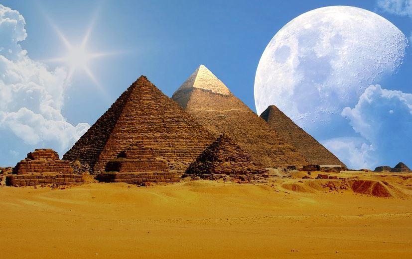 Gran Piramide de Guiza