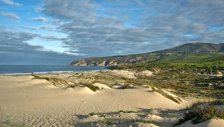 Guincho Cascais playa portuguesa