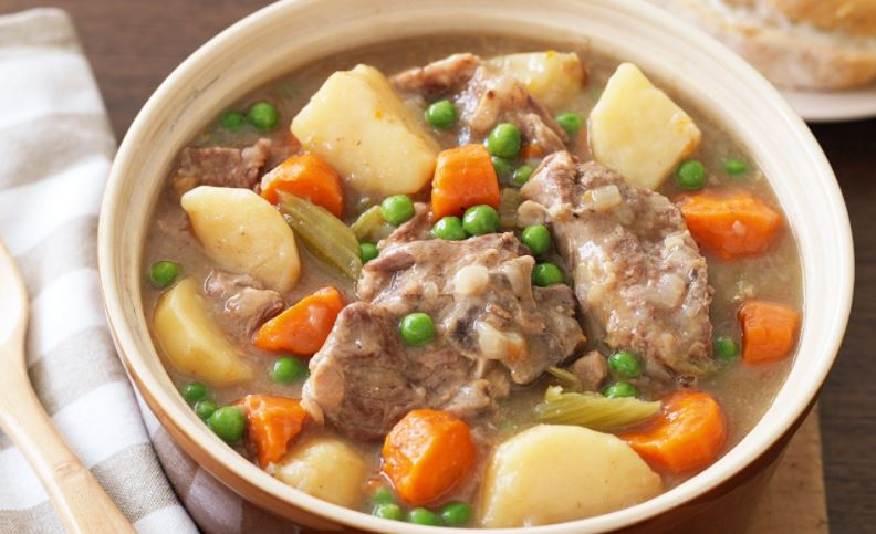 Irish Stew o estofado irlandes