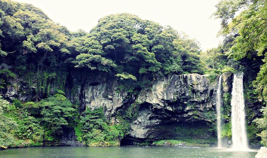 Isla Jeju Corea del Sur