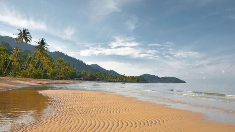 Lonely Beach en Koh Chang