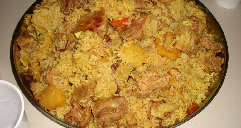gastronomia de jordania Maqluba