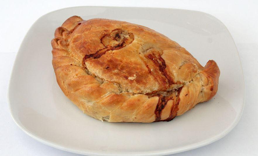 comidas típicas londres Pies And Cornish Pasties