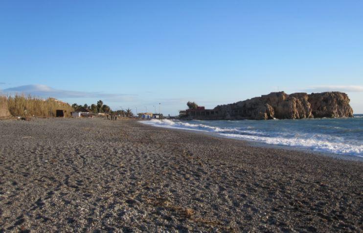 Playa De La Guardia