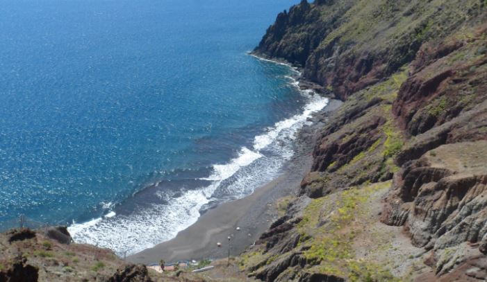 Playa De Las Gaviotas Tenerife