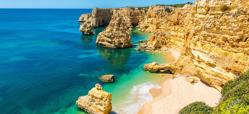Playa De Marinha