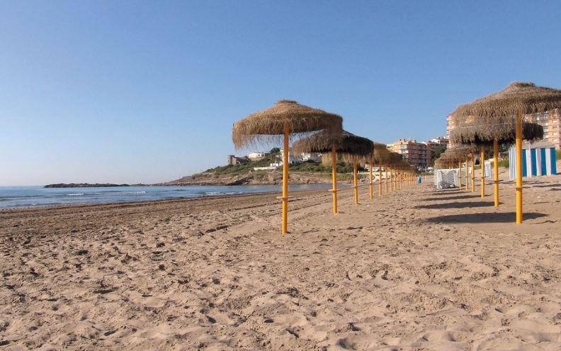Playa De Morro De Gos