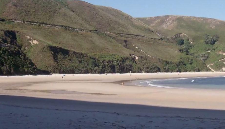 Playa De Torimbia Llanes Asturias
