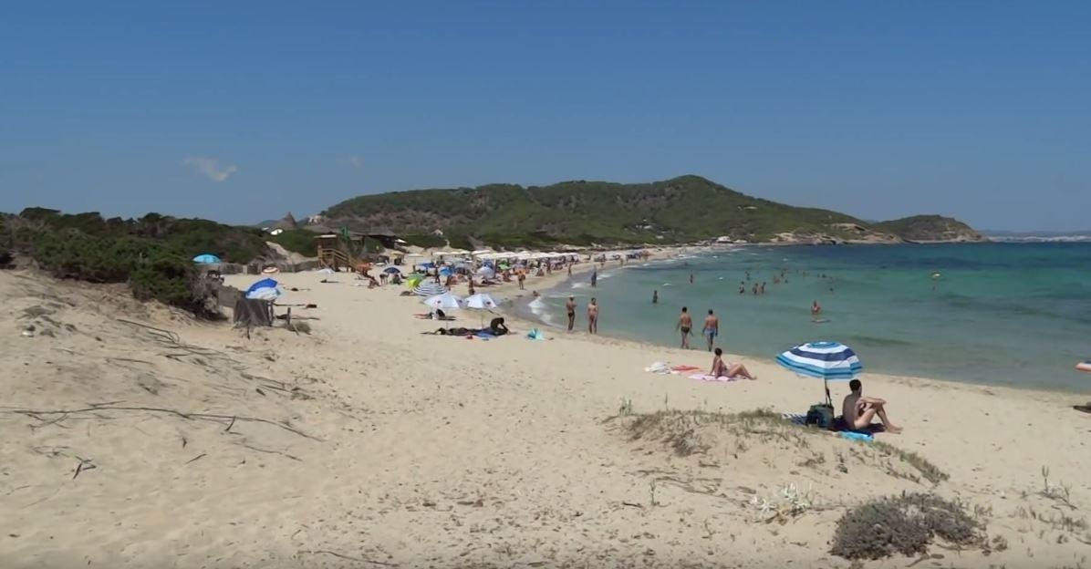 Playa Es Cavallet Ibiza