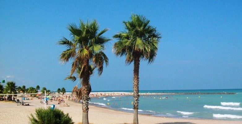 Playa Les Cases